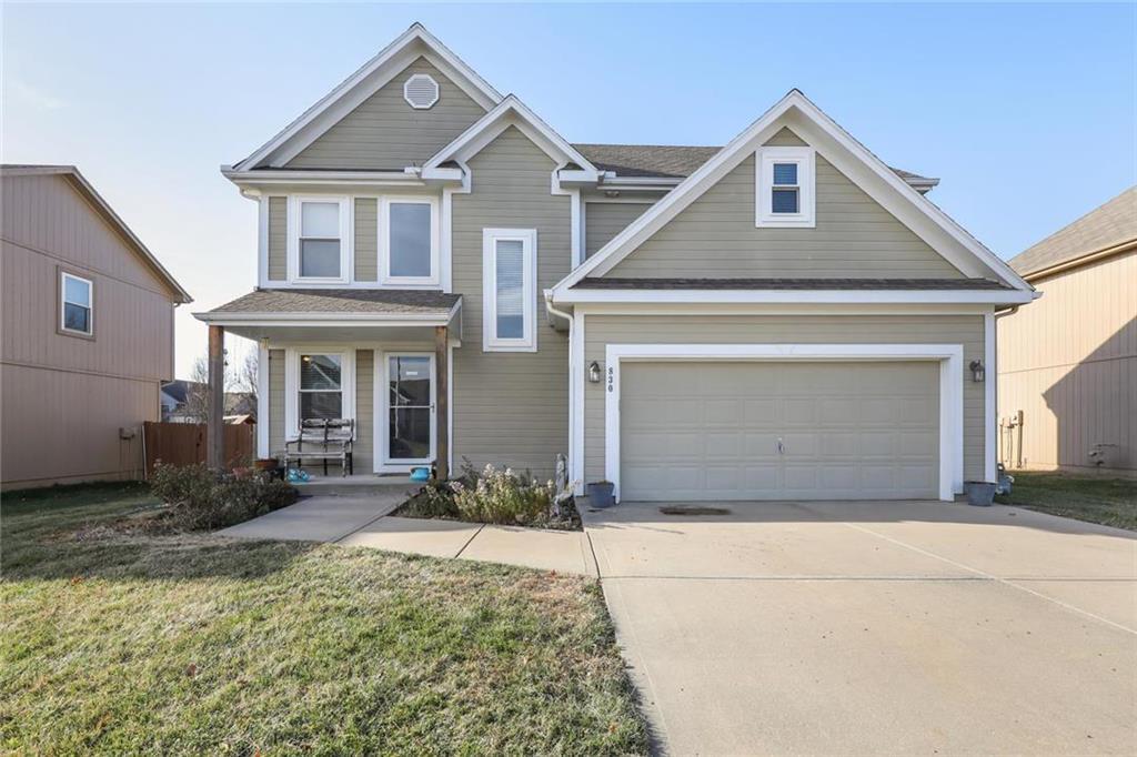 830 N Spruce Street Property Photo - Gardner, KS real estate listing
