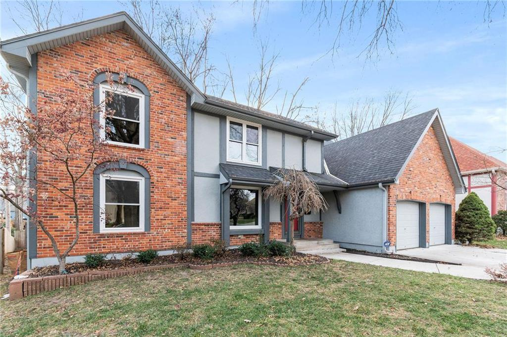 10019 W 101 Street Property Photo - Overland Park, KS real estate listing