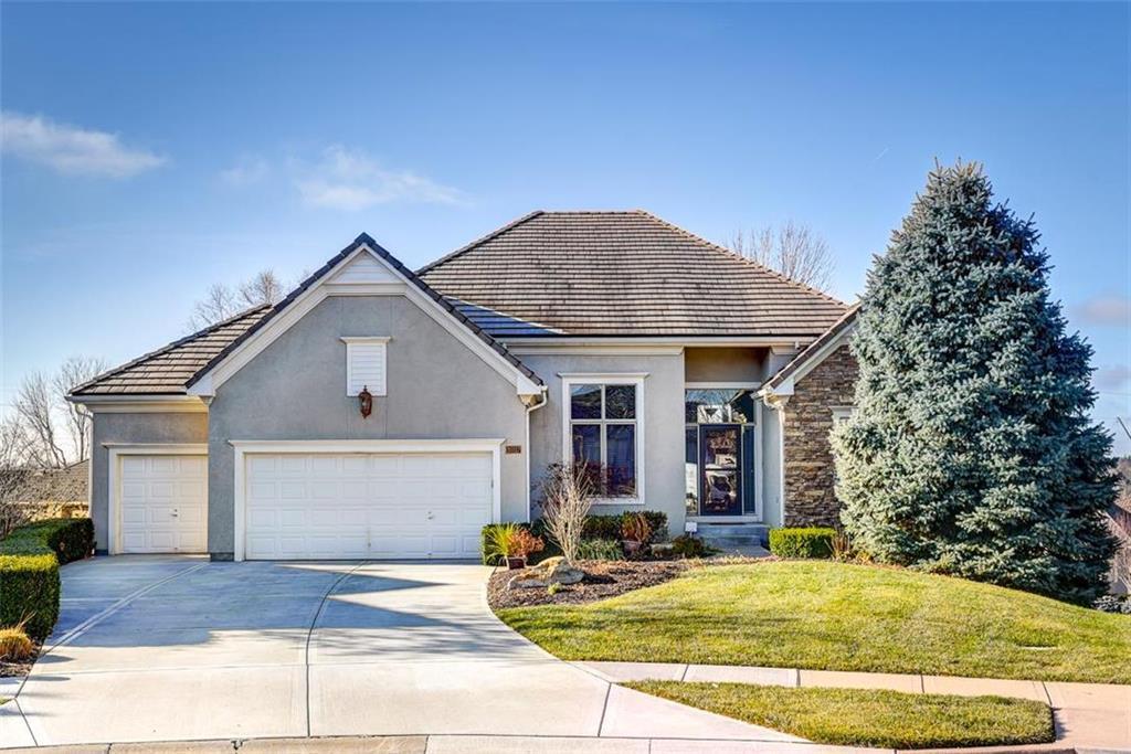 20317 W 99th Terrace Property Photo - Lenexa, KS real estate listing