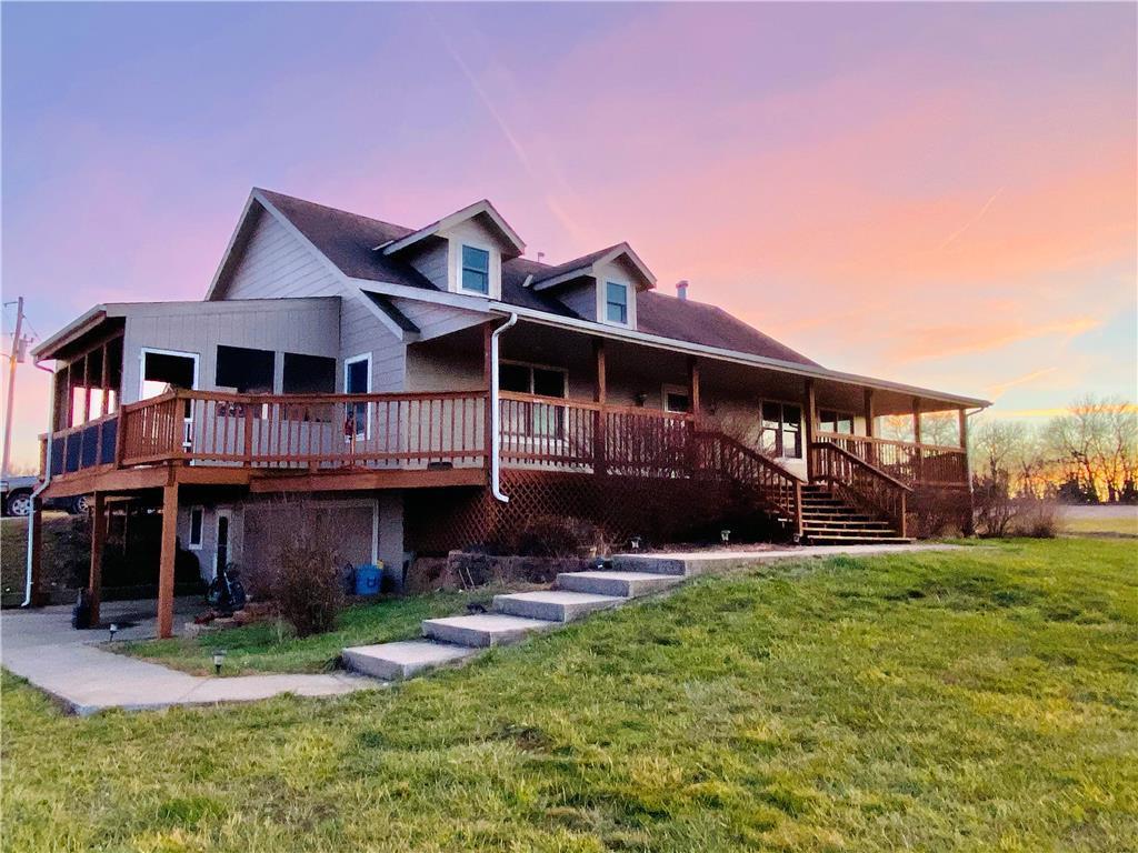 10499 W 1800 Road Property Photo - Parker, KS real estate listing