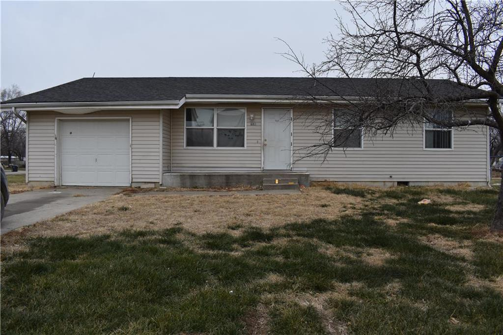 602 N 9th Street Property Photo - Elwood, KS real estate listing