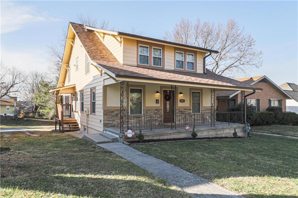 212 S Crysler Avenue Property Photo - Independence, MO real estate listing