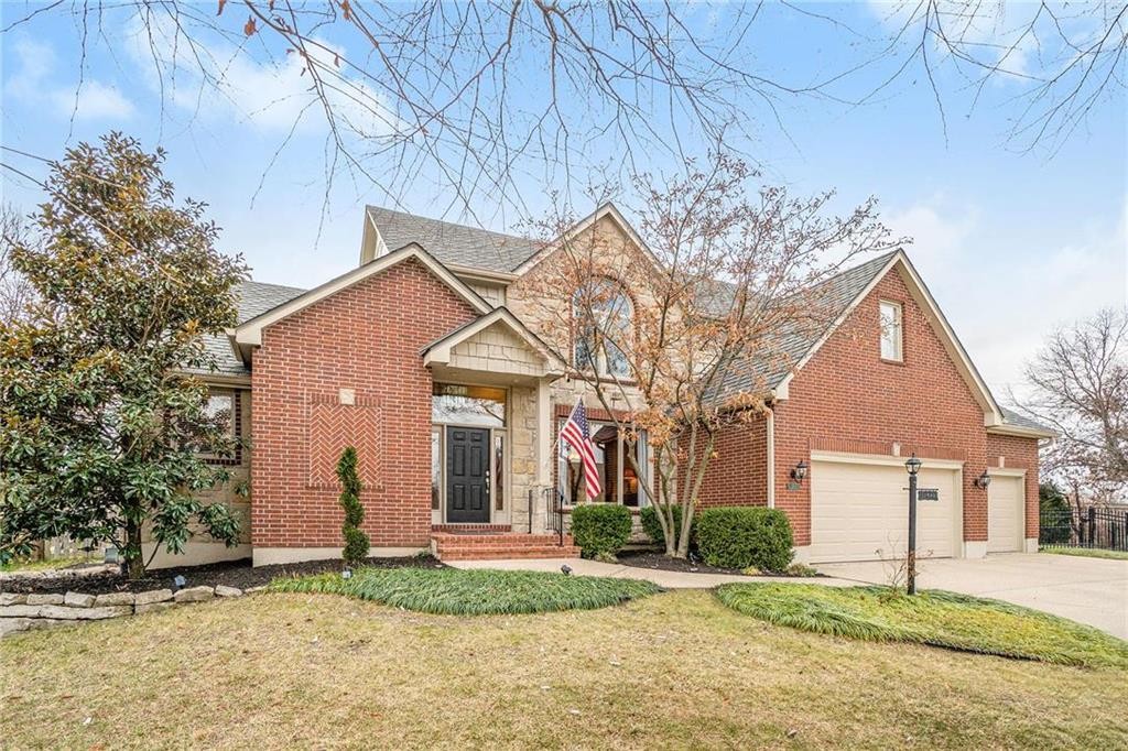 13933 Mackey Street Property Photo - Overland Park, KS real estate listing