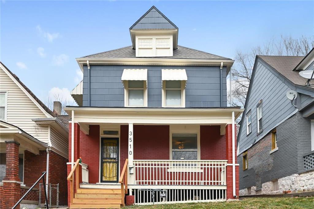 3510 Garner Avenue Property Photo - Kansas City, MO real estate listing