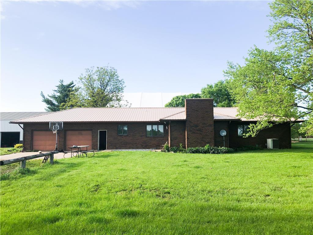 396 Valley Road Property Photo - Bronson, KS real estate listing