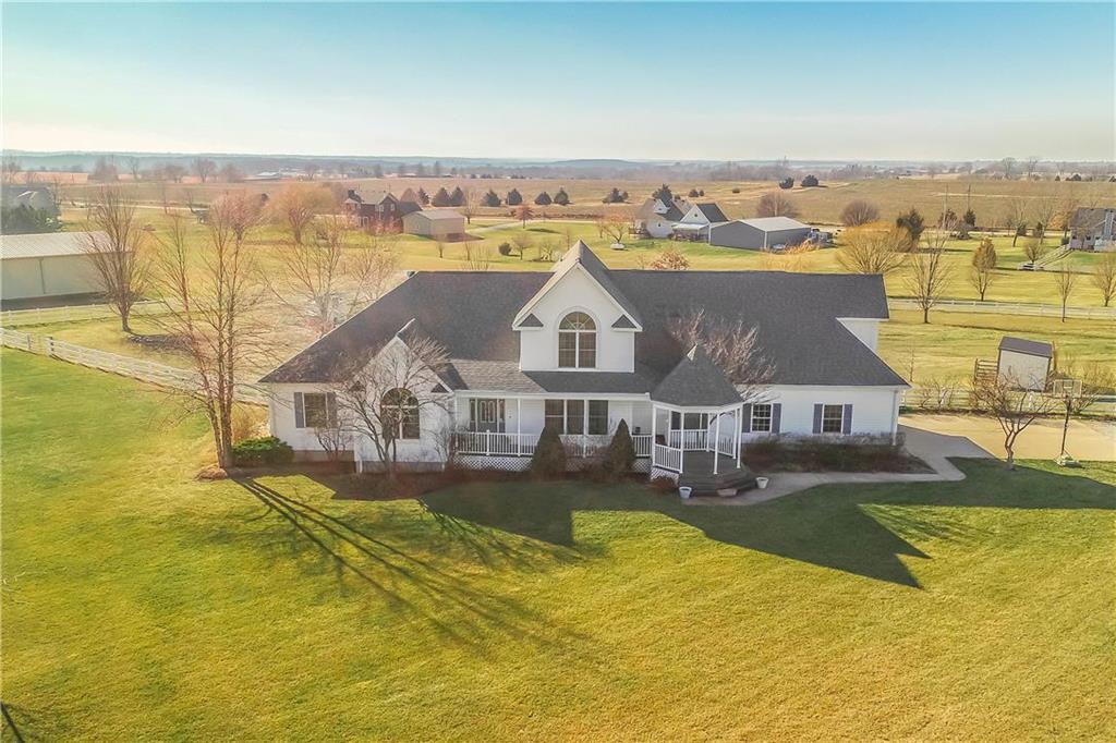 12525 W 276th Street Property Photo - Louisburg, KS real estate listing