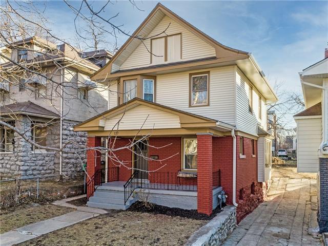 127 Kensington Avenue Property Photo - Kansas City, MO real estate listing