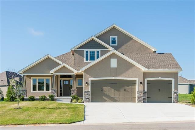 1245 NE Goshen Drive Property Photo - Lee's Summit, MO real estate listing
