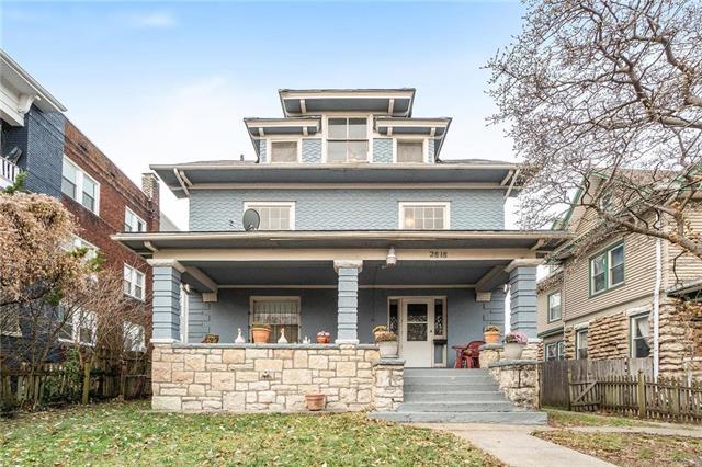 2818 Harrison Street Property Photo - Kansas City, MO real estate listing