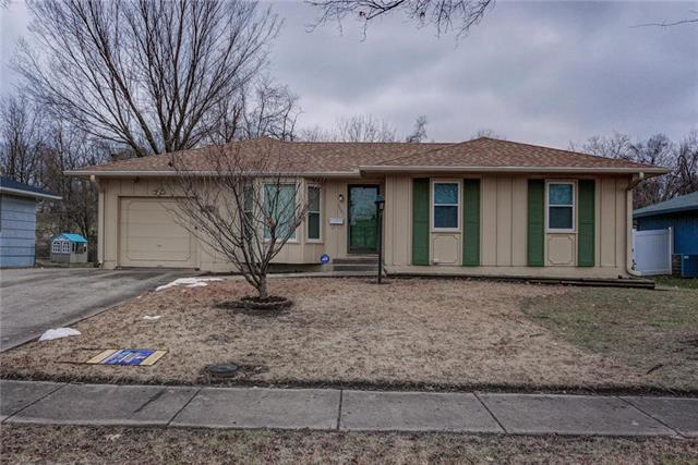 5807 E 95th Terrace Property Photo - Kansas City, MO real estate listing