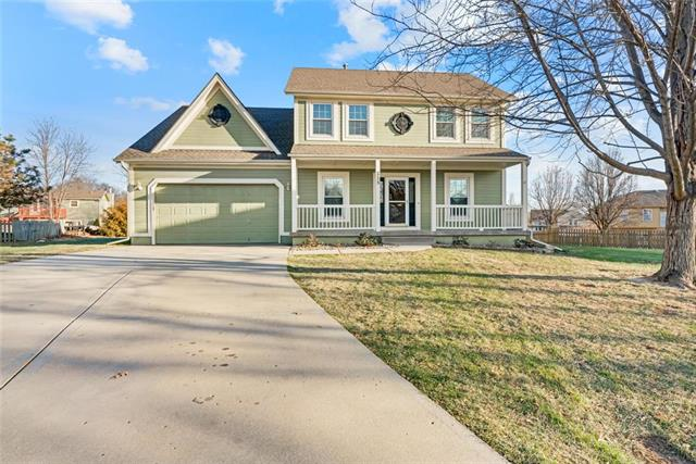 715 Claywoods Parkway Property Photo - Liberty, MO real estate listing