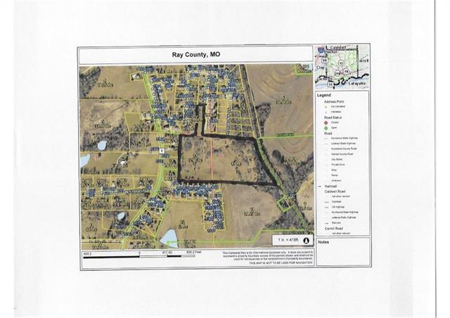 Hwy 210/Fairway Drive Property Photo - Richmond, MO real estate listing