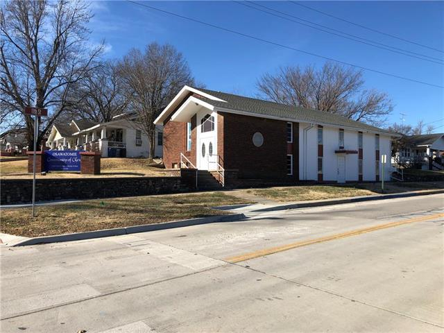 1100 Main Street Property Photo - Osawatomie, KS real estate listing