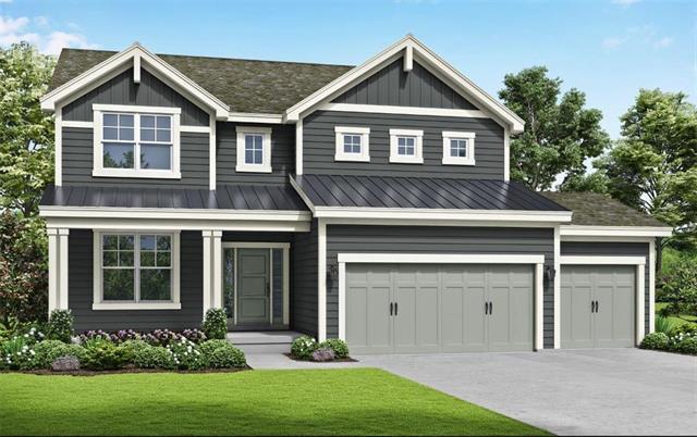 1829 NE Ravenwood Drive Property Photo - Lee's Summit, MO real estate listing