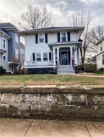 1609 Franklin Avenue Property Photo - Lexington, MO real estate listing