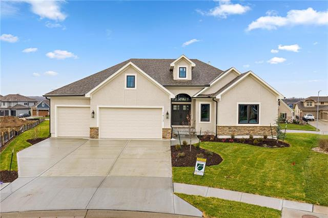 1412 Spurlock Cove Property Photo - Raymore, MO real estate listing