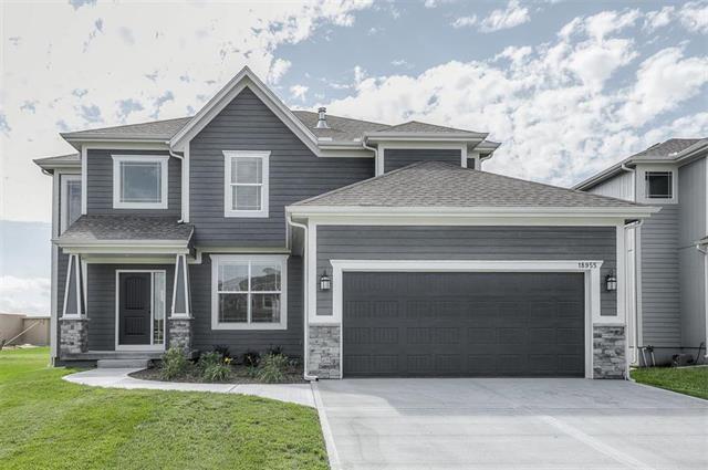 28509 W 162nd Street Property Photo - Gardner, KS real estate listing
