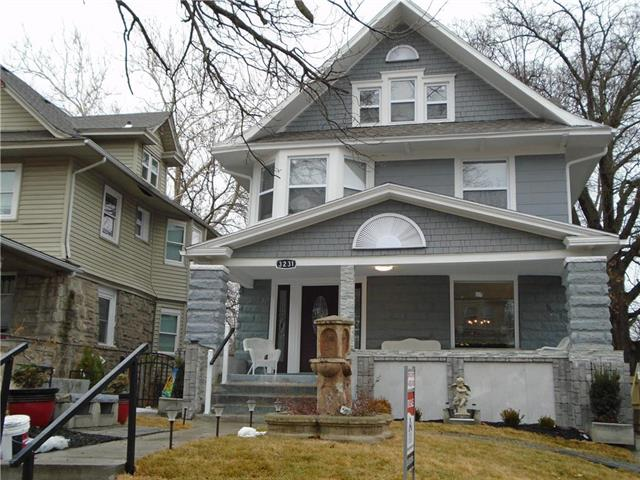 3231 South Benton Avenue Property Photo - Kansas City, MO real estate listing