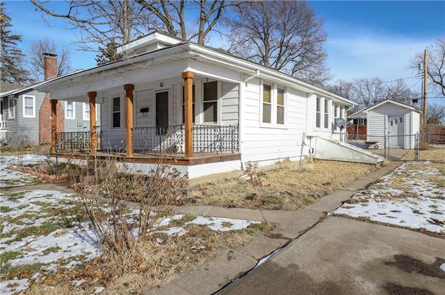 543 S Ash Avenue Property Photo - Independence, MO real estate listing