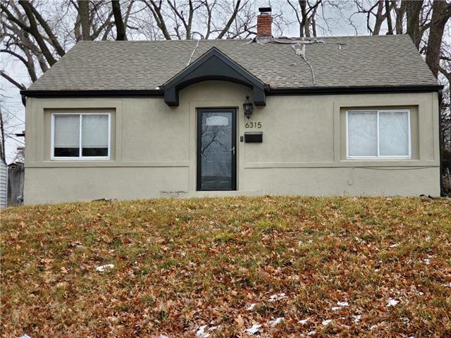 6315 S Benton Avenue Property Photo - Kansas City, MO real estate listing