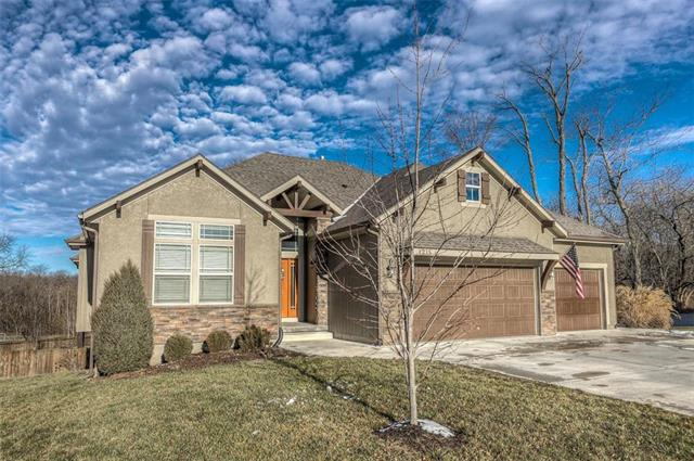 1215 Zachary Circle Property Photo - Pleasant Hill, MO real estate listing
