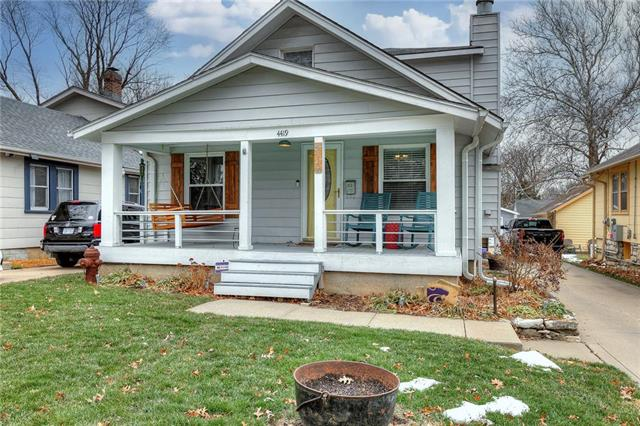 4419 Springfield Street Property Photo - Kansas City, KS real estate listing