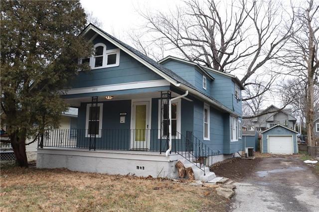 4315 Eaton Street Property Photo - Kansas City, KS real estate listing