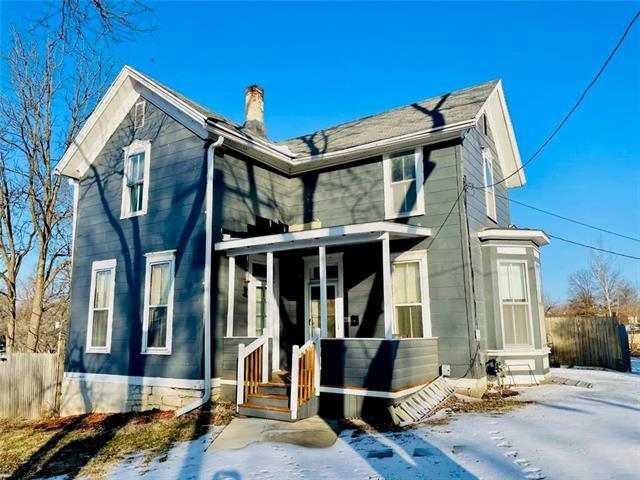 603 W 10th Street Property Photo - Trenton, MO real estate listing