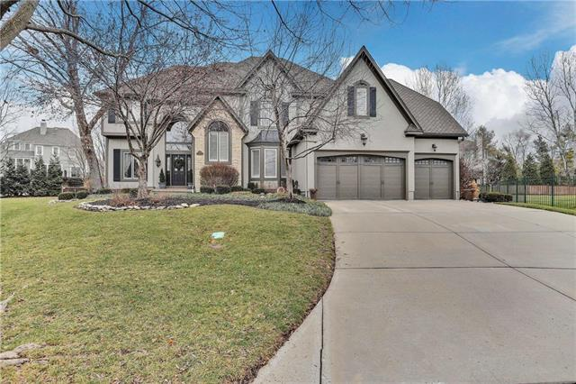 5824 EDGEWATER Drive Property Photo - Overland Park, KS real estate listing