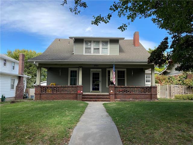 2923 Renick Street Property Photo - St Joseph, MO real estate listing