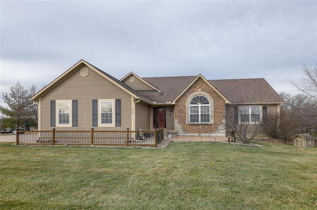 613 BIRCH Street Property Photo - Pleasant Hill, MO real estate listing