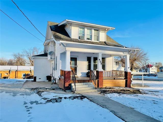 409 E 8th Court Property Photo - Trenton, MO real estate listing