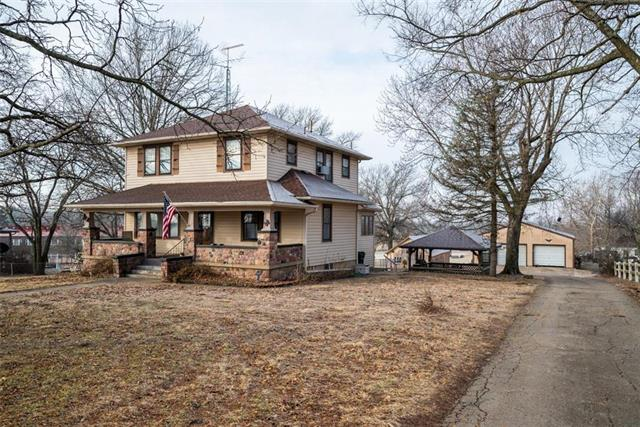 930 Frazier Street Property Photo - Valley Falls, KS real estate listing