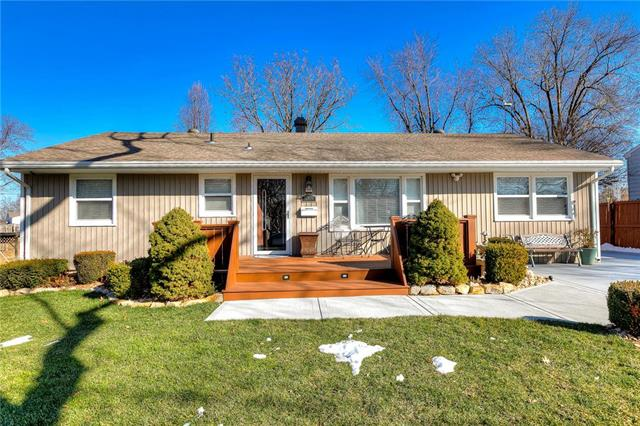 12806 Mccoy Street Property Photo - Independence, MO real estate listing