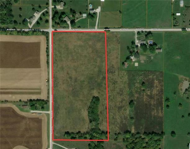 SEC W 215th & Mission Road Property Photo - Bucyrus, KS real estate listing