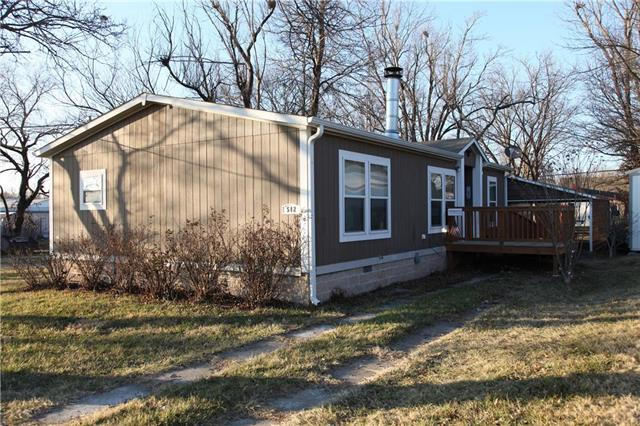 512 Chestnut Street Property Photo - Osawatomie, KS real estate listing