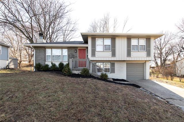 6001 Fairlane Drive Property Photo - Kansas City, MO real estate listing