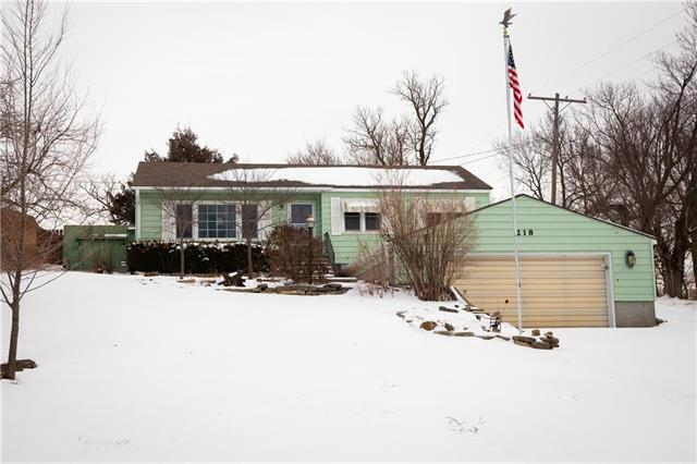 218 N Adams Street Property Photo - Council Grove, KS real estate listing