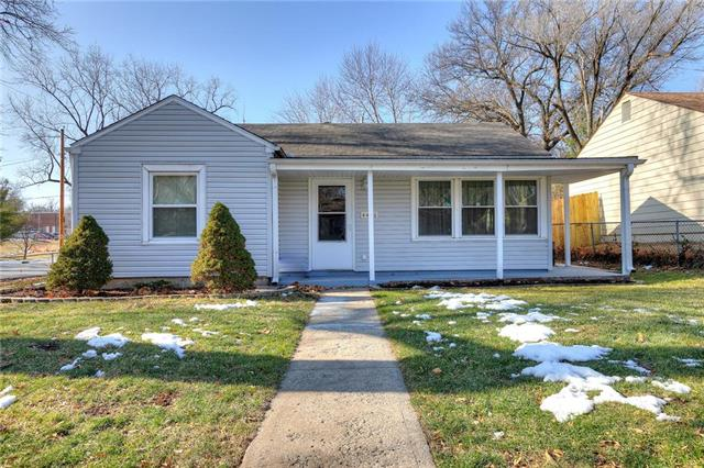 4400 N Campbell Street Property Photo - Kansas City, MO real estate listing