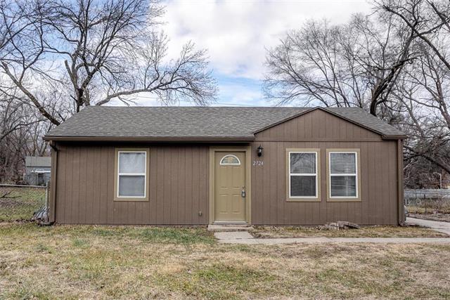 2724 N 64TH Street Property Photo - Kansas City, KS real estate listing