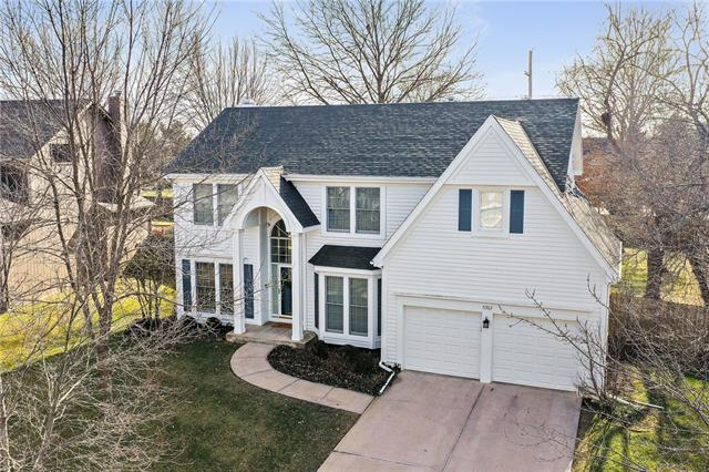 5313 W 158th Place Property Photo - Overland Park, KS real estate listing