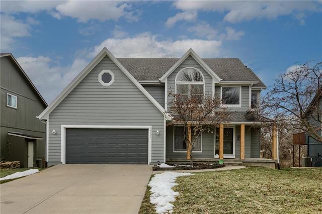 14921 W 124th Terrace Property Photo - Olathe, KS real estate listing