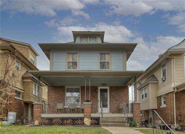 3509 Windsor Avenue Property Photo - Kansas City, MO real estate listing