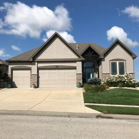 1222 KETTERING Lane Property Photo - Raymore, MO real estate listing
