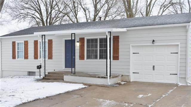 1019 N Swope Drive Property Photo - Independence, MO real estate listing