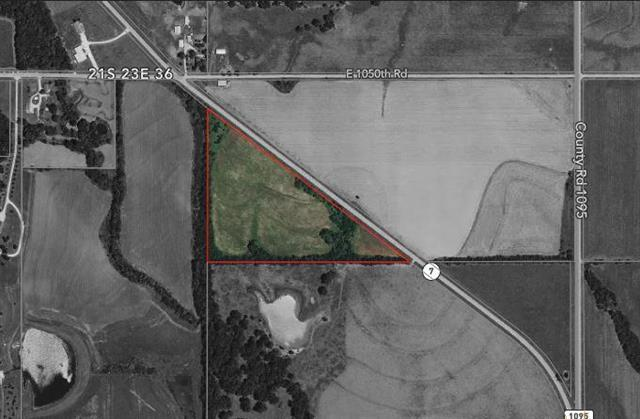 00000 KS HIGHWAY 7 Highway Property Photo - Mound City, KS real estate listing