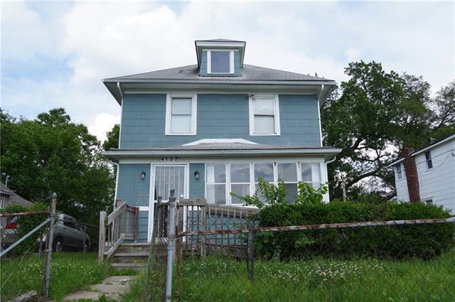 4137 Euclid Avenue Property Photo - Kansas City, MO real estate listing