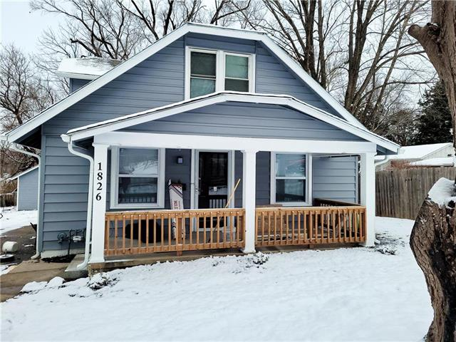 1826 S RALSTON Avenue Property Photo - Independence, MO real estate listing