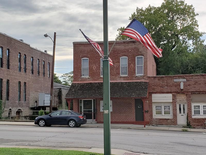 114 N National Avenue Property Photo