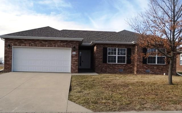 816 S Birch Street Property Photo - Butler, MO real estate listing